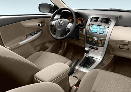 2008 Toyota Corolla LE Images