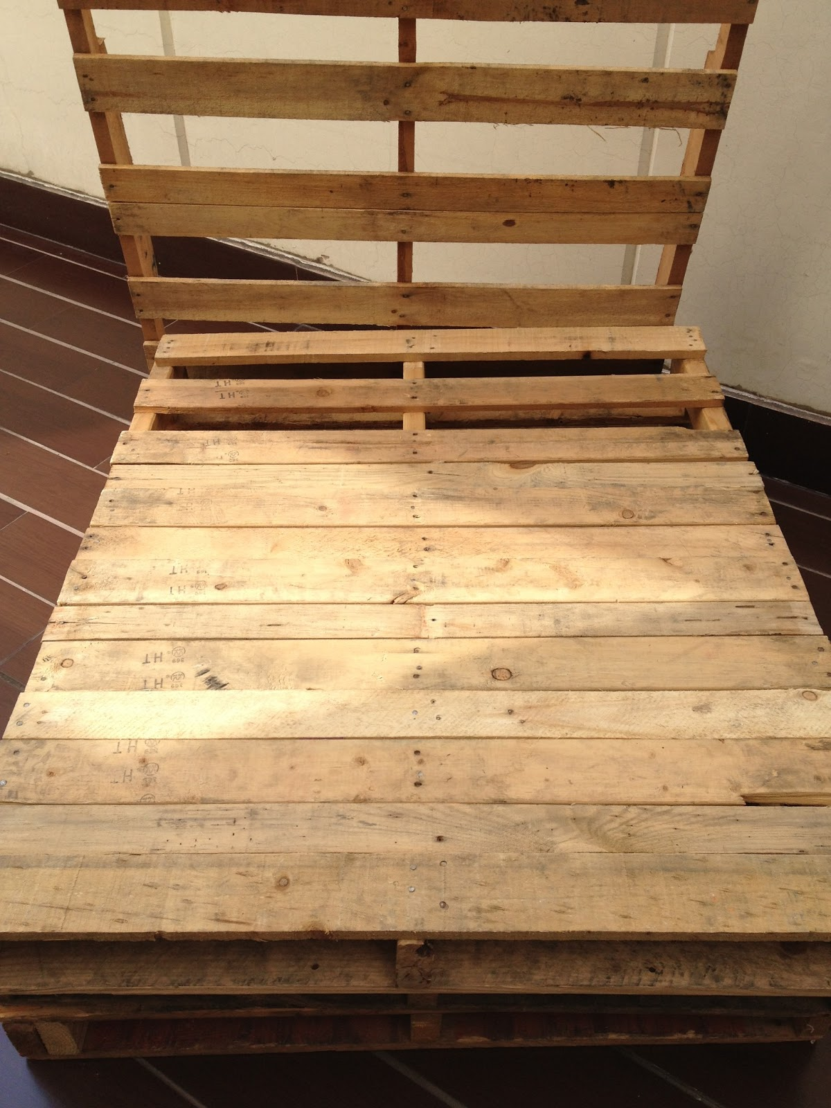 Muebles Hechos De Palets : Muebles hechos de palets madera