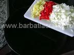 Rosii umplute cu orez la cuptor preparare reteta