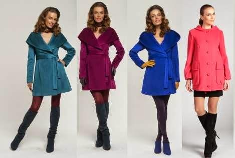 Компания «Эвридика» — российский производитель женских пальто с 1996 года