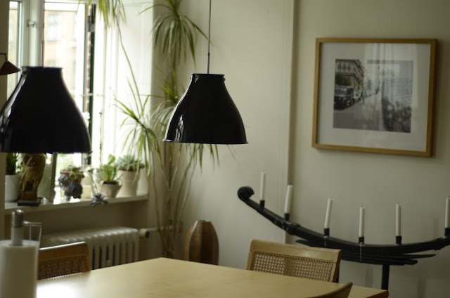 Danish design apartment