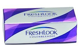 lente Freshlook contato colorida Sem Grau ColorBlends   Compre Suas ... cd17fdb40e