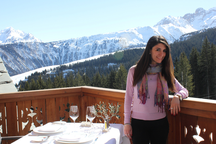 diana dazzling, fashion blogger, fashion blog,  cmgvb, como me gusta vivir bien, dazzling, luxury, courchevel, courchevel 1850, le strato, luxury hotel