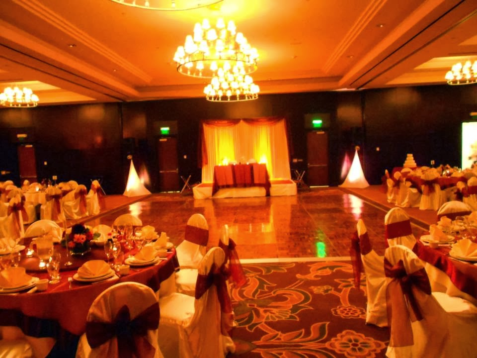 december 7th 2014 wedding at the sheraton garden grove ca amber uplighting - Sheraton Garden Grove