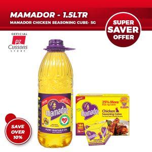 MAMADOR + MAGGI
