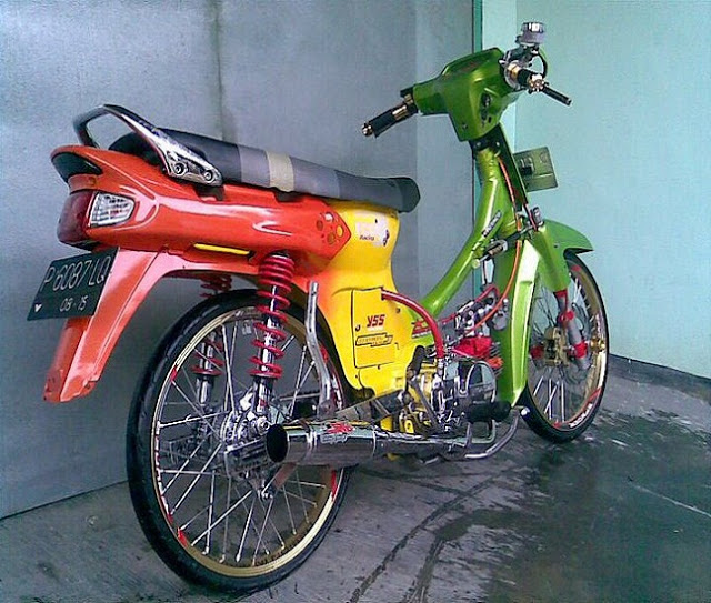ide modifikasi honda astrea grand 97