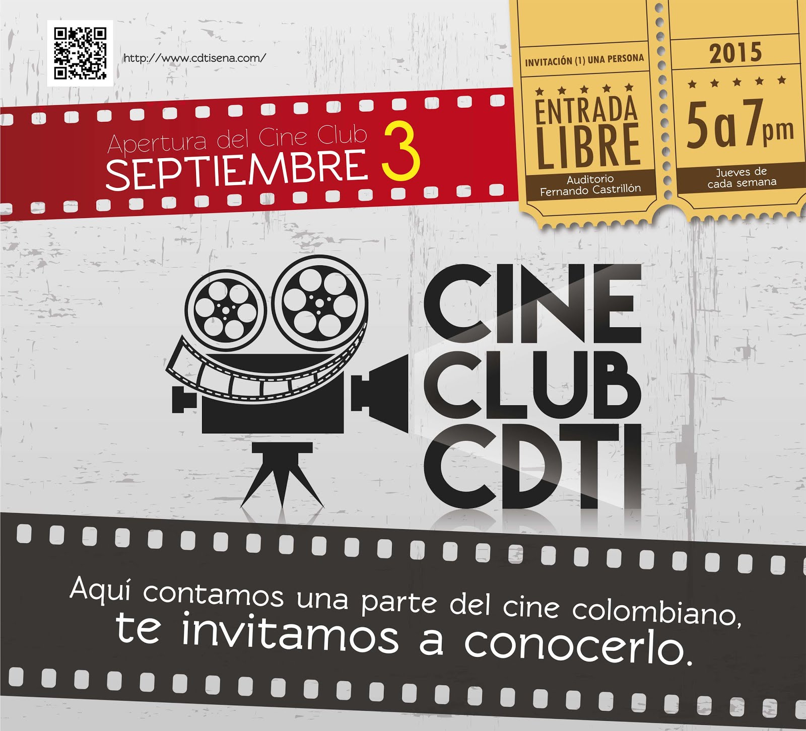 CINECLUB C.D.T.I.