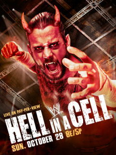 WWE: Hell In A Cell (2012) [HDTV] [Latino]