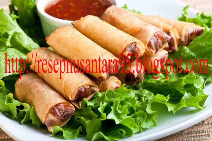 Resep Kue Basah | Resep Lumpia Semarang Gurih dan Nikmat
