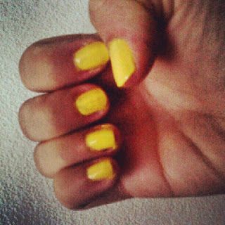 Barry M Nail Paint - Lemon Ice Cream NP307