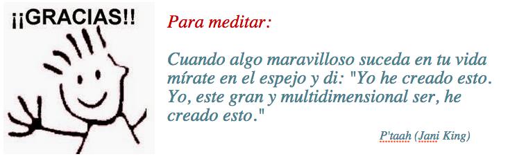 Para meditar