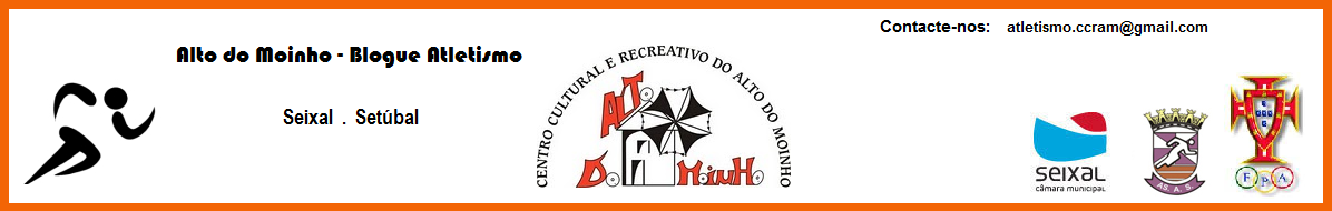 C.C.R. Alto do Moinho - Atletismo
