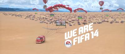 اعلان فيفا 2014Ad FIFA 2014