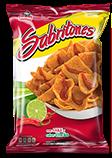 imagen de bolsa de Sabritones de Sabritas