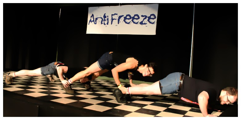 AntiFreeze Talent Show