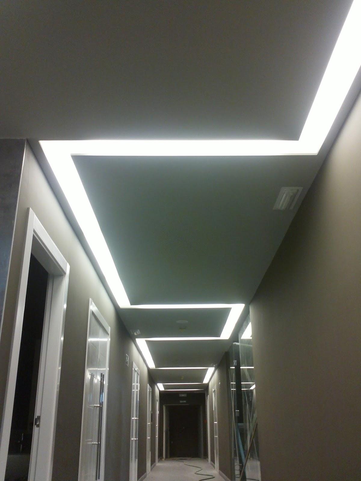 Reformas obras y decoraci n con pladur - Colocar techos de pladur ...