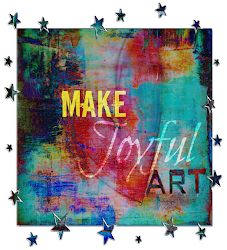 Join me at  Joyful Art!