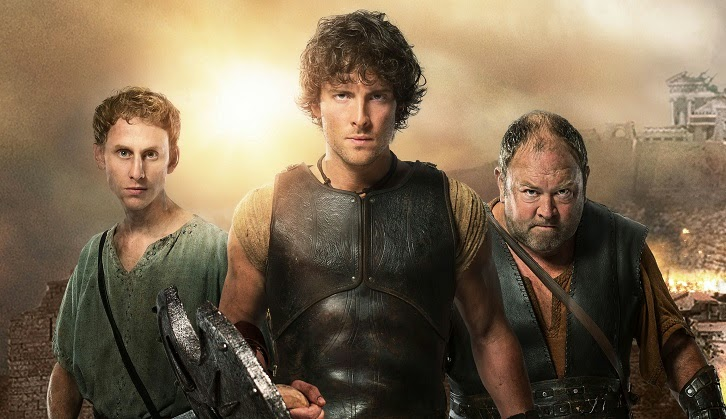 Atlantis - Season 2 - Jack Donnelly Interview on how S2 Ends