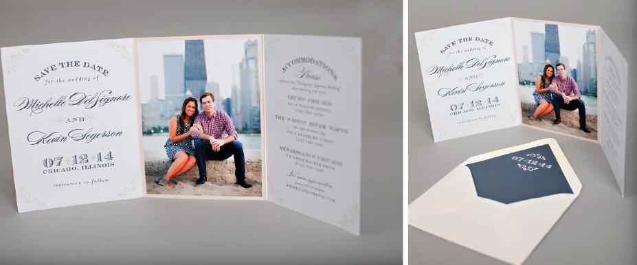 nico and lala chicago trump hotel wedding