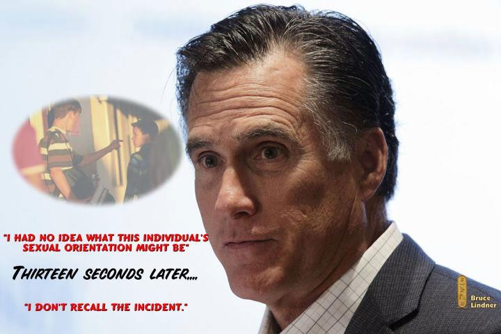 Mitt Romney Is Scum....& SO Are his Ditto Head Supporters!