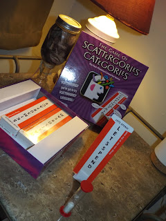 Scattergories Categories; Winning Moves Games - SassyGalBeauty Play ON