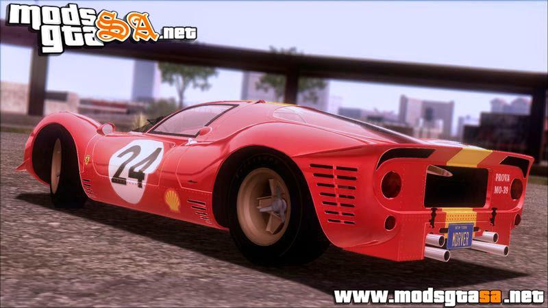 SA - Ferrari 330 P4 1967