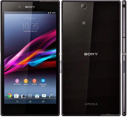 Harga hp Sony Xperia Z Ultra