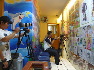 OHAYO Drawing School @ Kompas TV