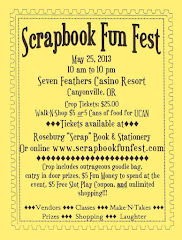 2013 Scrapbook Fun Fest