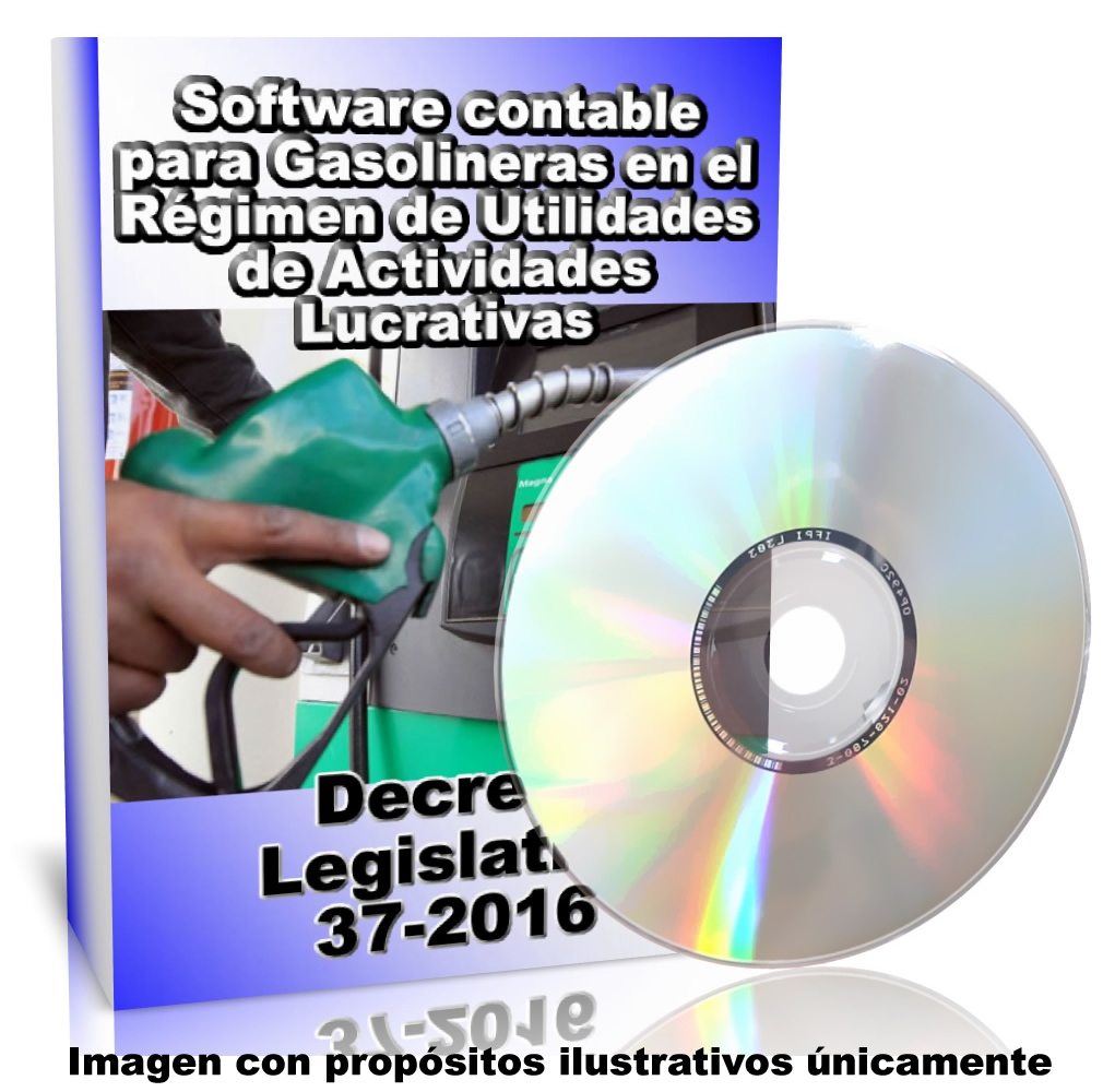 Software contable para gasolineras