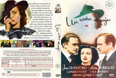 Carátula dvd: Un rostro de mujer