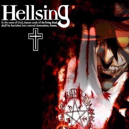 Trùm Ma Cà Rồng Alucard - Hellsing Ss1
