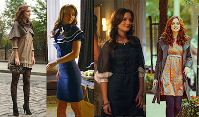 Serena and Blair's Influence of Gossip Girl Style
