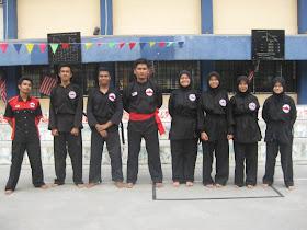 Senior Silat SMKBB 2012