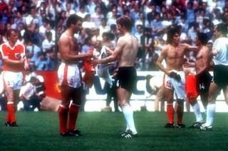 Final Alemania Austria 1982