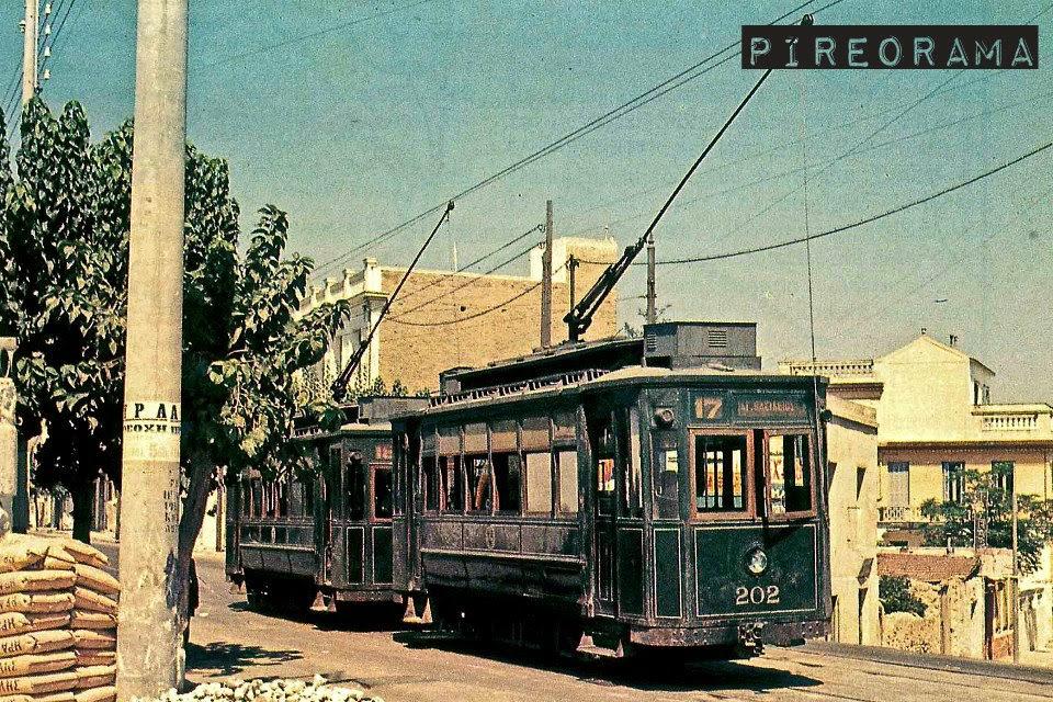 Image result for η ιστορία των τραμ στην αθήνα