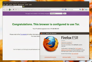 Tor Browser Bundle Ubuntu