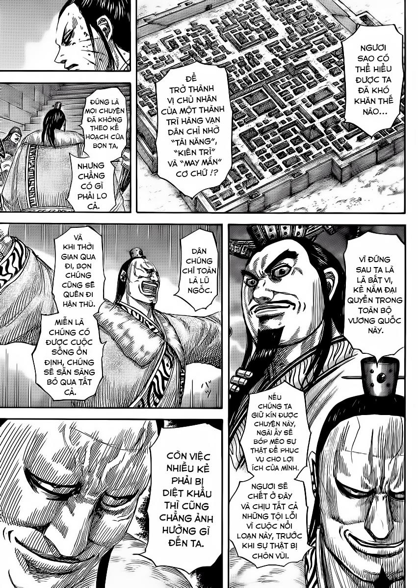 Kingdom – Vương Giả Thiên Hạ (Tổng Hợp) chap 377 page 4 - IZTruyenTranh.com