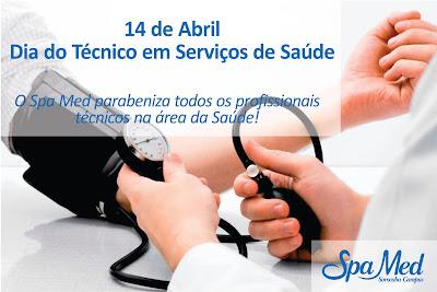 14 de Abril Dia do Técnico em Serviços de Saúde