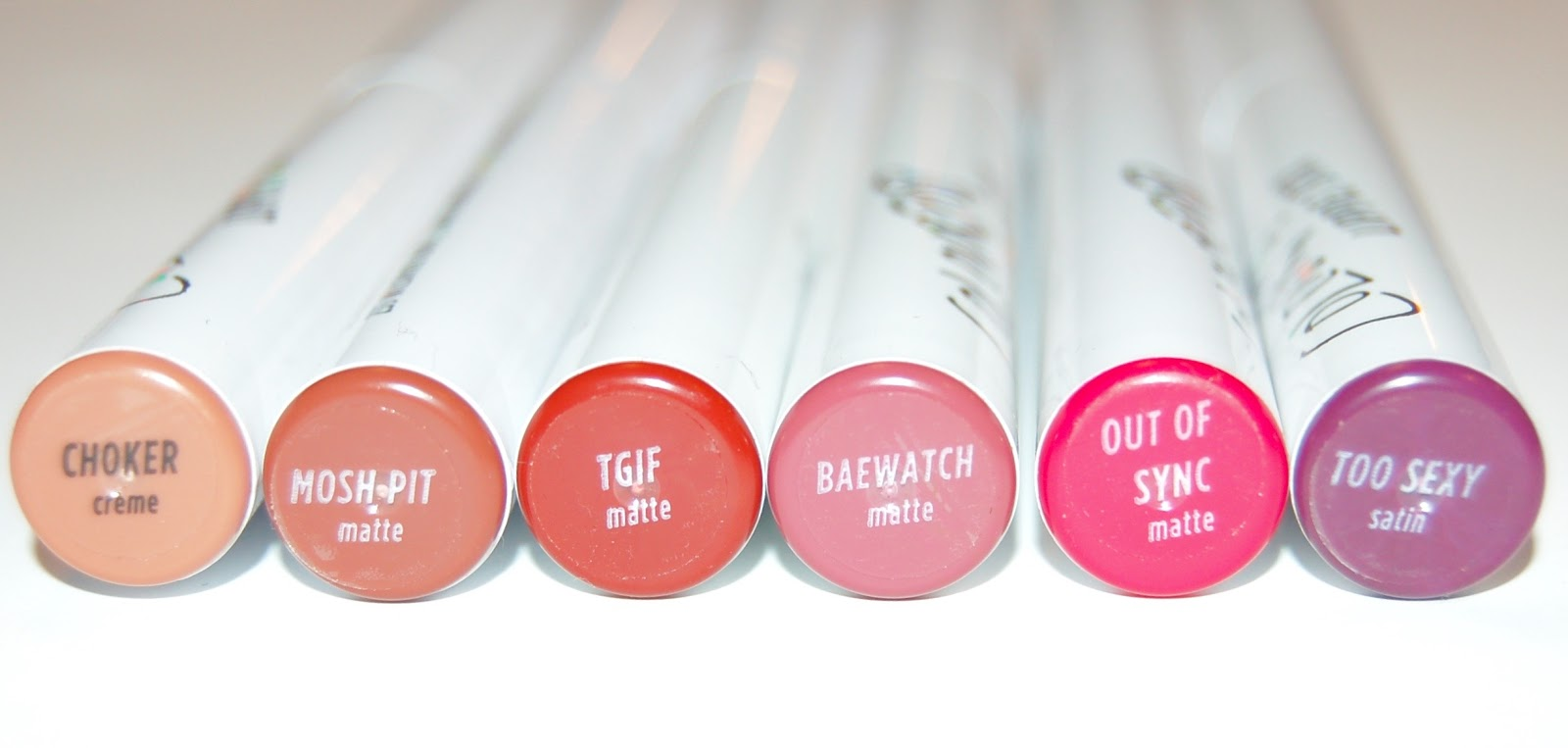 ColourPop Back To Cool Lippie Stix