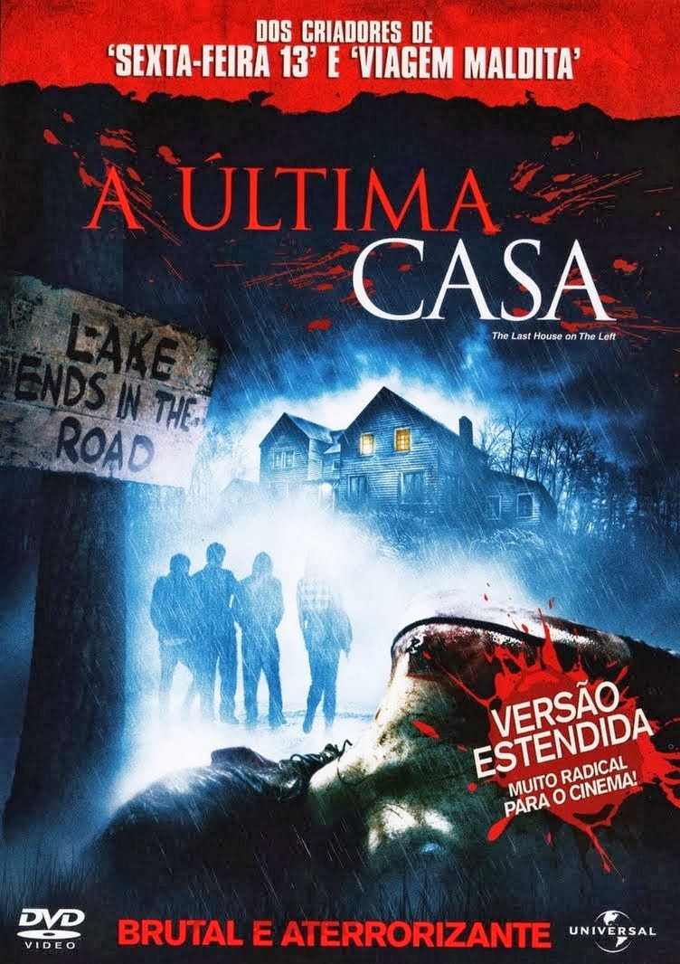 Download – A Última Casa – DVDRip AVI Dual Áudio