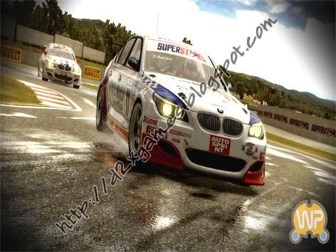 Free Download Games - Superstars V8 Racing