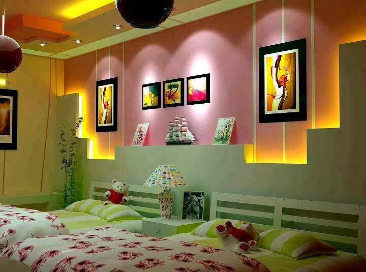 Bed Room Ideas For Kids...