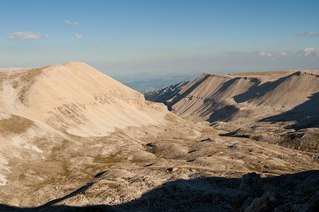 Valle Cannella, Monte S.Angelo, Cima dell'Altare