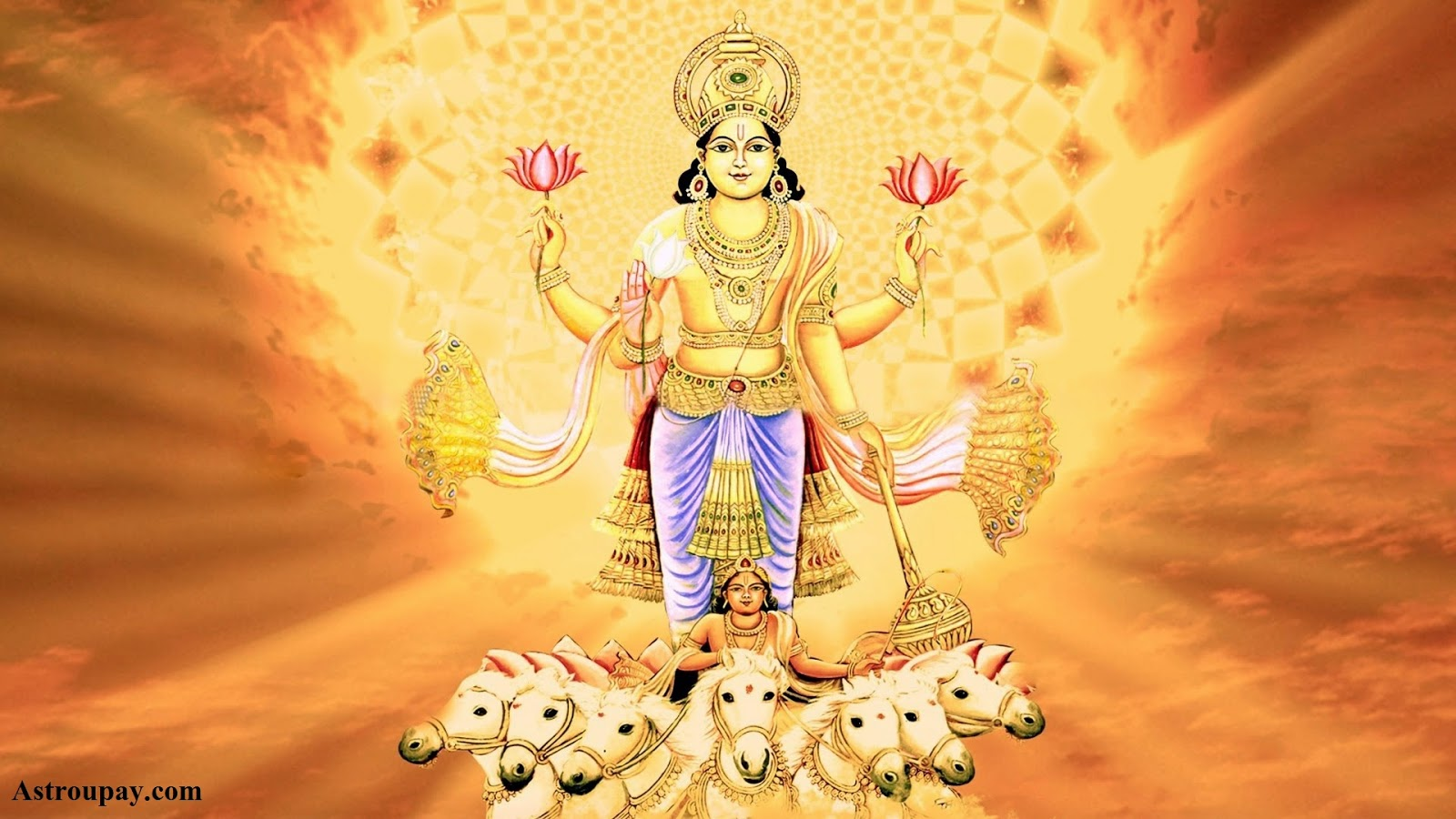 Benefits of Worshiping Surya