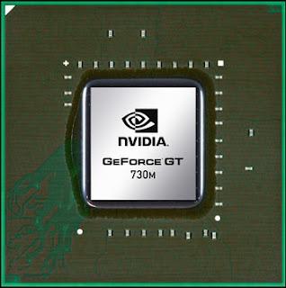 GPU Terbaru NVIDIA GeForce 710M dan GeForce GT 730M Untuk Notebook