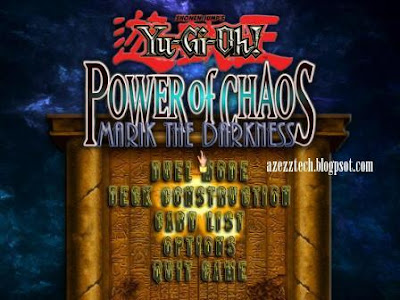 Yu-Gi-Oh! Power Of Chaos Marik The Darkness