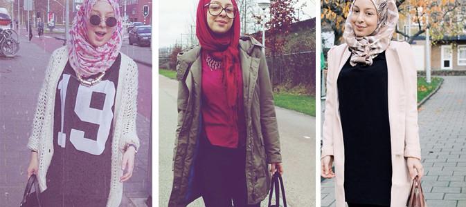 Inspirasi Style Hijab Ala Artis Desember 2015
