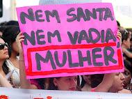 Mulheres contra as marchas das vadias