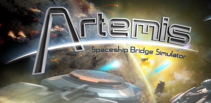 Artemis Space Bridge Simulator